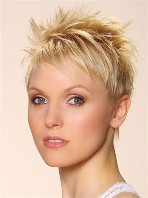 hairstyles to make 40 look rock chic short hair styles 2011 for women style and