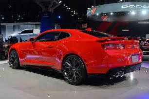 the 2017 chevrolet camaro zl1 is the most camaro in