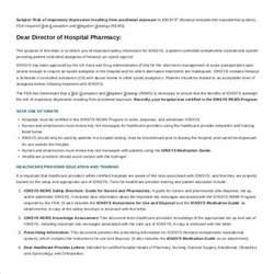 Application Letter Doh Pharmacist Letter 16 Free Sles Exles Format