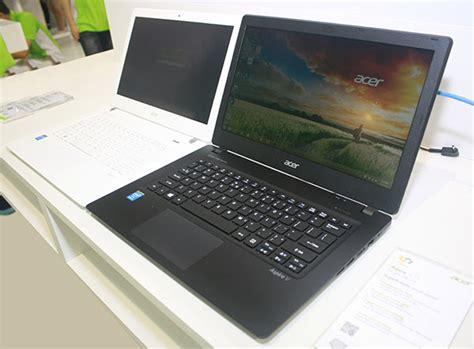 Laptop Acer V13 I5 acer aspire v13 in italia da 599 aspire e11 parte da 269 notebook italia