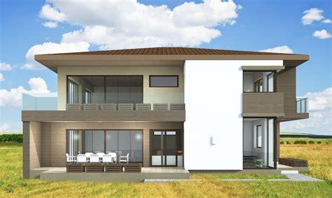 Plan Maison Moderne Contemporaine by Plan Maison Moderne Gratuit Pdf