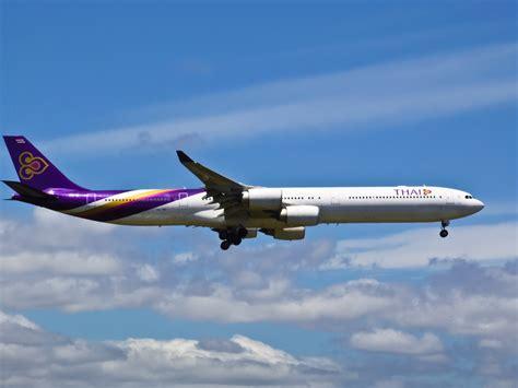 thai airways world airlines thai airways