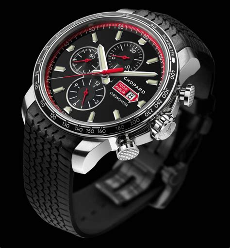 Chopard Mille Miglia by Exquisite Chopard Mille Miglia Gts Chronograph