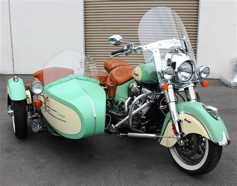 Ride an Indian Chief Vintage in Style, Choose a Champion
