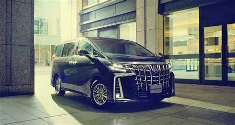 Toyota Mpv 2020 by 2020 Toyota Alphard Price Interior Specs 2020 Toyota