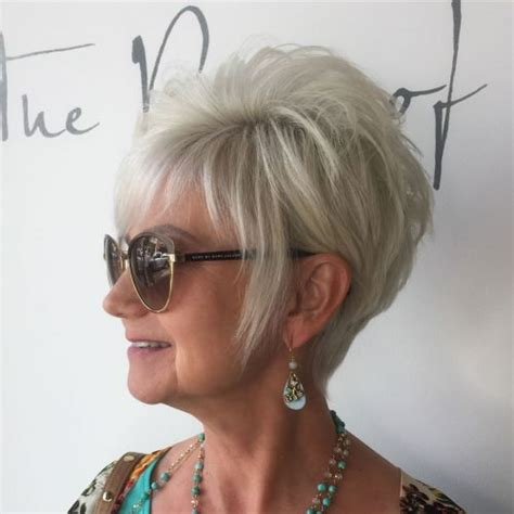 long pixie hairstyle for over 50 the best hairstyles for women over 50 80 flattering cuts