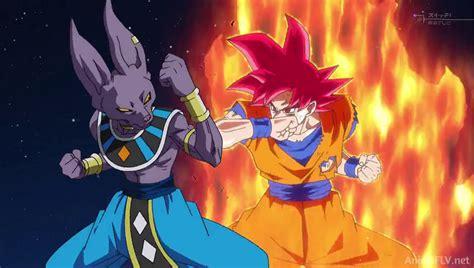 imagenes de dragon ball z dios dorado dragonball super episodio 13 161 gok 250 supera al super