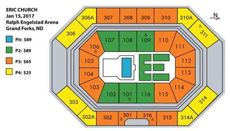 ralph engelstad arena seating eric church eric church ralph engelstad arena