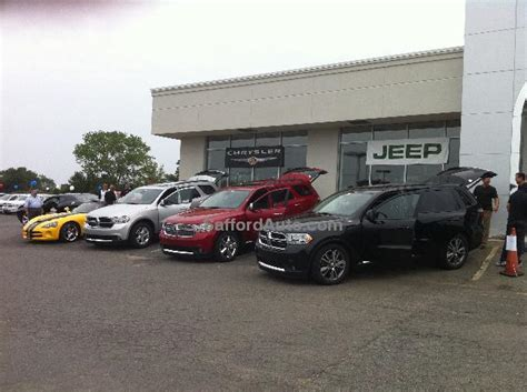Safford Chrysler Jeep Dodge Safford Chrysler Jeep Dodge Of Fredericksburg In