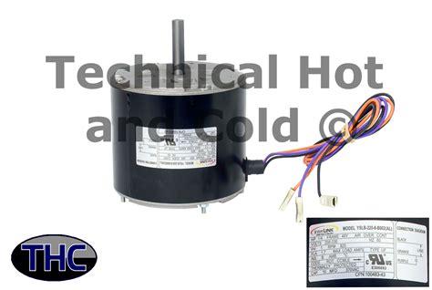 lennox fan motor capacitor lennox furnace blower motor capacitor 28 images emerson lennox p 8 10431 32909 blower fan