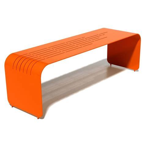orange x bench bench with spalted maple bench andr joyau orange garden