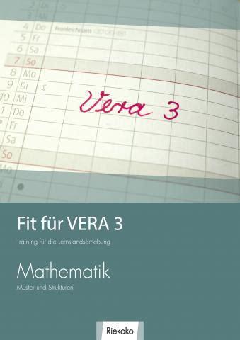 Muster Und Strukturen Fit F 252 R Vera 3 Mathematik Muster Und Strukturen Unterrichtsmaterial Zum