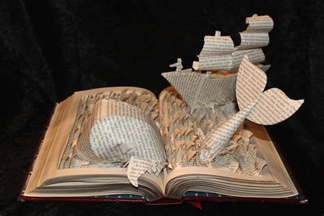 libro sculpture now world of artist transforms books into exciting sculptural stories