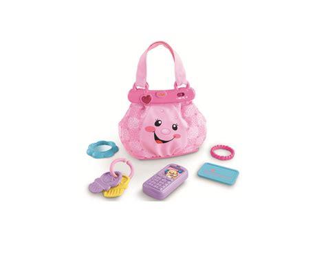 Tas Baby Flo Bebe fisher price speelgoed l spelen en leren met fisher price