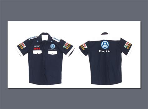 Polo Shirt Vw Racing vw racing shirt by oprlet on deviantart