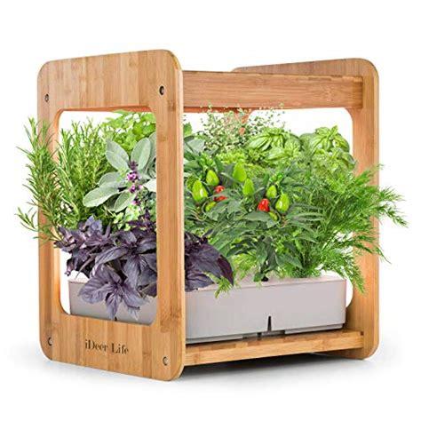 smart indoor gardening system  led plant grow light