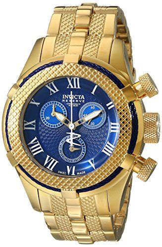 review invicta s 17158 bolt analog display
