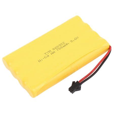 Battery Ni Cd Aa 700mah 3 6v 700mah 9 6v h type sm connector ni cd aa rechargeable