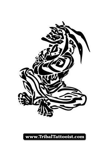 tribal joker tattoos tribal jester www pixshark images galleries