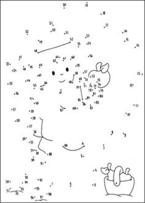 free printable dot to dot up to 100 1000 images about point 224 relier on pinterest halloween