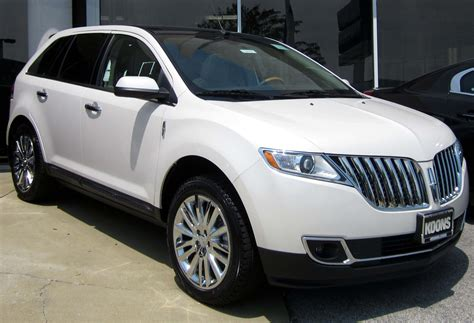 how to work on cars 2012 lincoln mkx security system file lincoln mkx 07 11 2012 jpg wikimedia commons