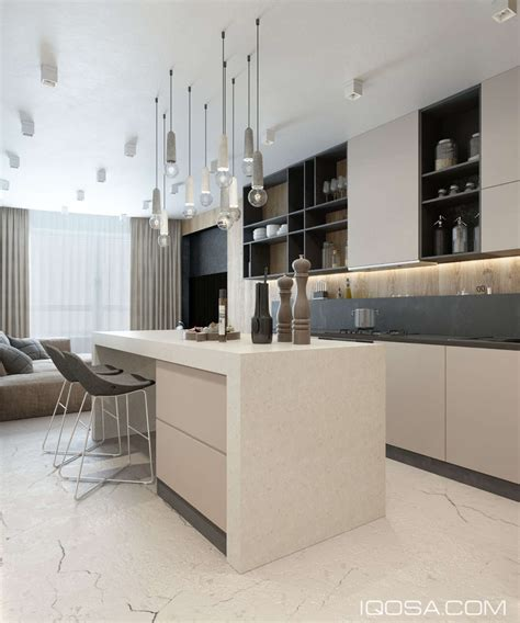 modern apartment kitchen designs an approachable take on luxury apartment design