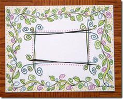 doodle 4 address doodle envelope with address frame and vines snail mail