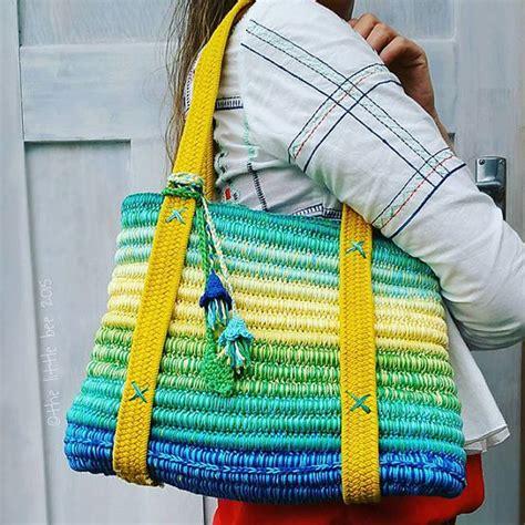 crochet bag pattern free download crochet bag pattern instant download ropey tote