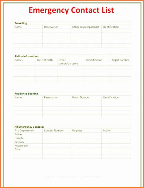 class contact list template 6 class schedule template excel exceltemplates