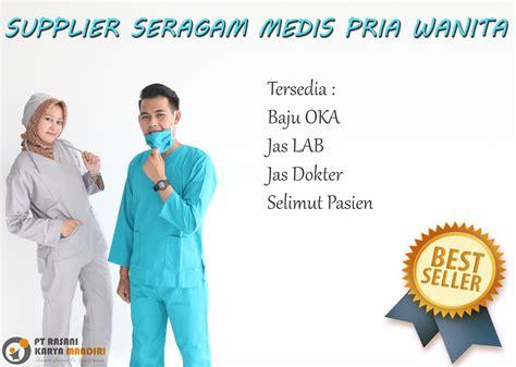 Baju Dokter Korea jual seragam medis murah konveksi rasani medika