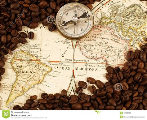 Coffee trading stock photo. Image of america, colonialism