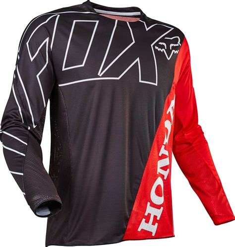 fox honda motocross gear 2017 fox racing 360 honda jersey mx motocross off road