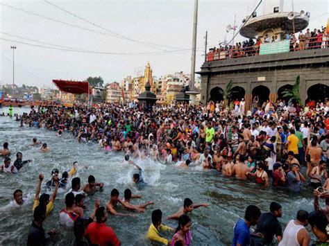 bookmyshow haridwar dates announced for 10 ritual baths during ardh kumbh mela