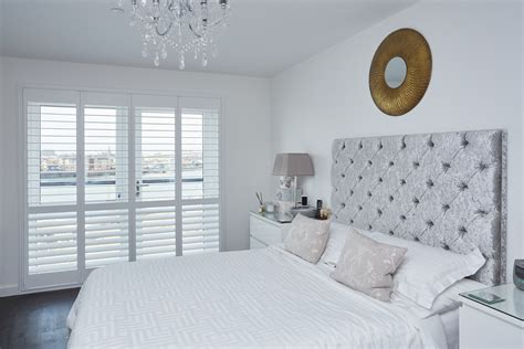 bedroom plantation shutters how to choose the right shutters for your bedroom