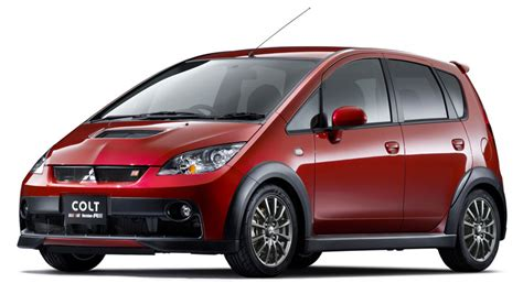 2006 2009 Mitsubishi Colt Ralliart Reviews Productreview