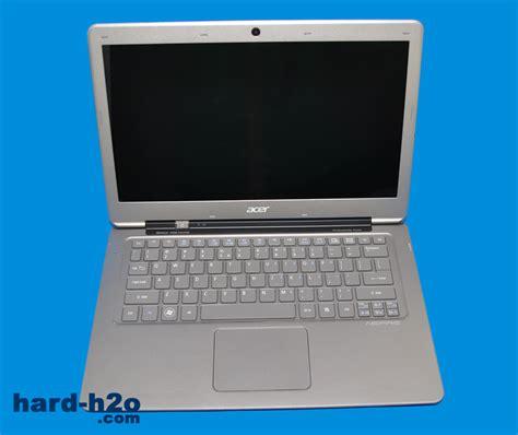 Ultrabook Acer Aspire S3 Hard H2o Com