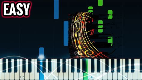 tutorial piano one and only one and only by los piano tutorial easy youtube