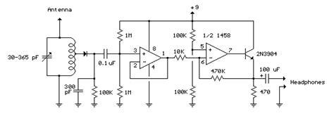build micro power  broadcast transmitter circuit diagram