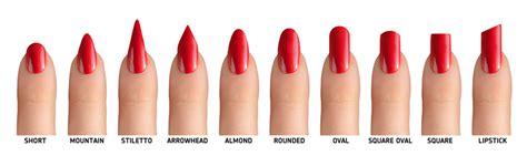 most popular nail length and shape nail art designs