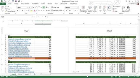 creating header and footer in excel insert headers or footers into your excel 2013 document