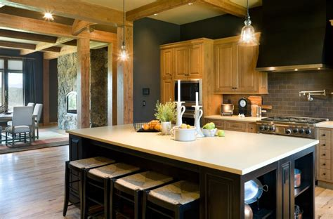kitchens design ideas grey kitchen walls with oak cabinets 20 stylish ways to work with gray kitchen cabinets