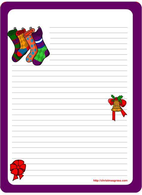 printable christmas stationary with lines christmas stationery printables