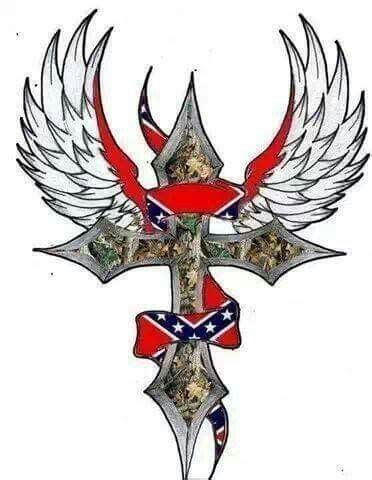 rebel flag cross tattoos 25 best ideas about rebel flag tattoos on