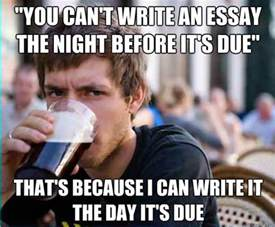 Essay Memes - memes as essay basil thememeblog