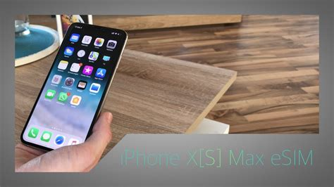 iphone xs max esim multisim k 198 fξr