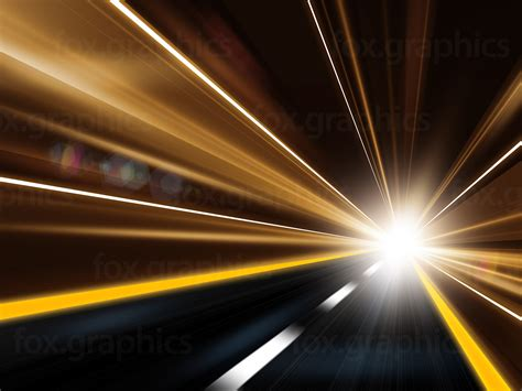 high speed high speed road fox graphics