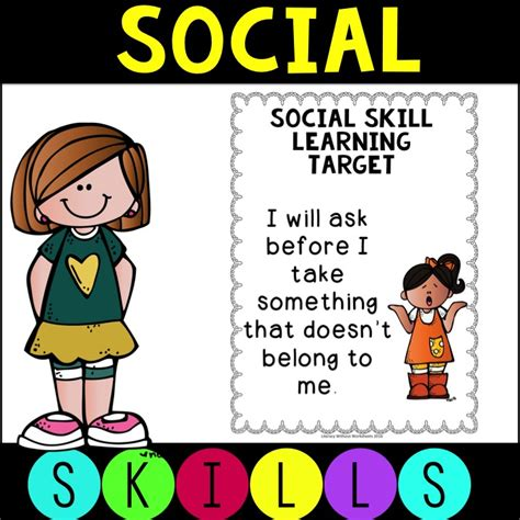 using picture books to teach using picture books to teach social skills includes a