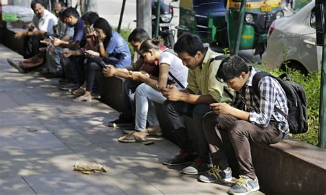 indian mobile india mobile phone users