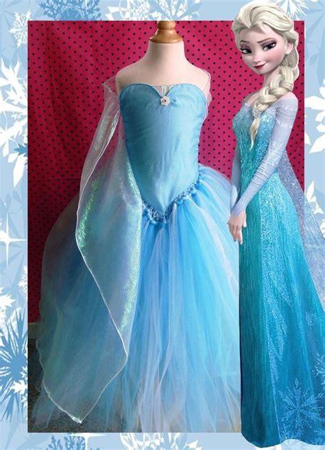 Cc Dress Tutu Princess 1 elsa tutu dress costume frozen birthday disney