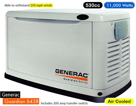 whole house generator buying guide reviews
